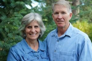 Doug and Joanne